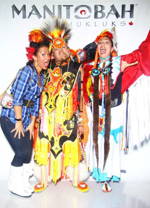manitobah-Mukluks-toronto-party-2011